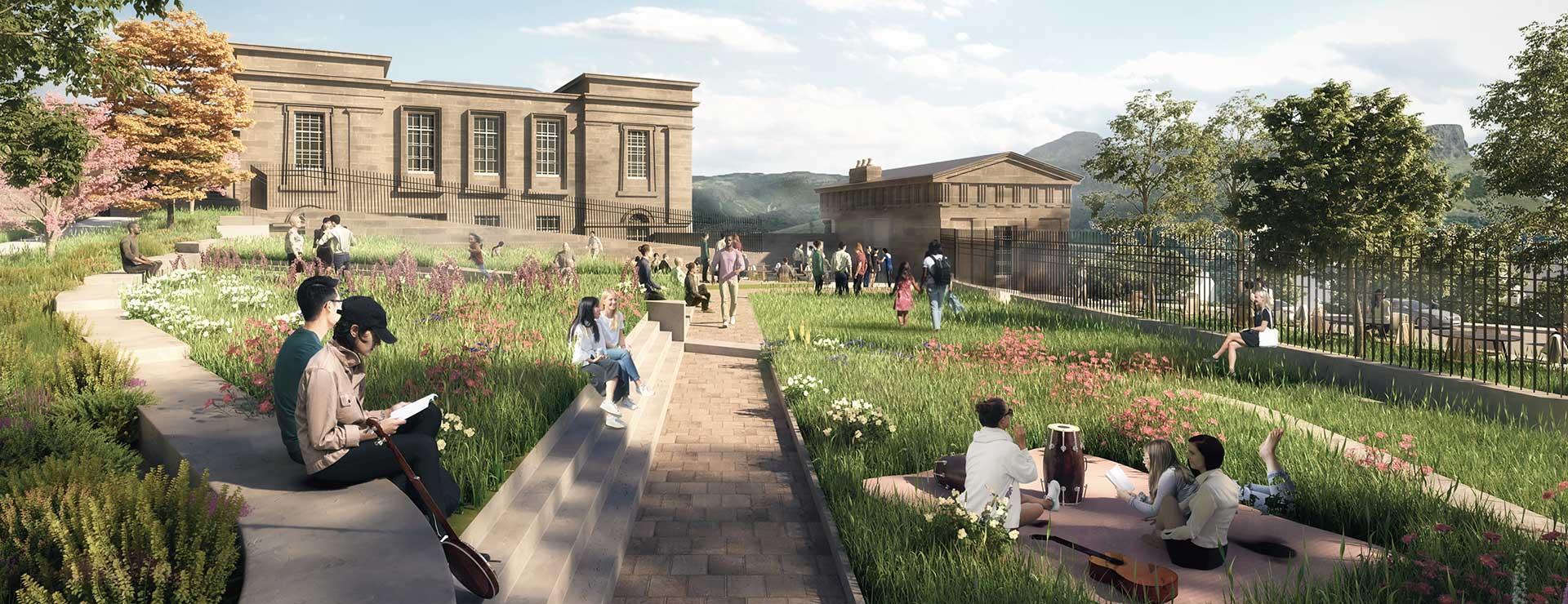 RHSPT - Gardens